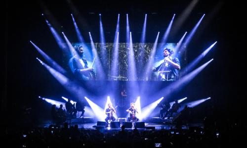 2CELLOS THE SCORE WORLD TOUR 2017