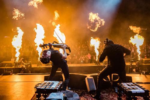 2CELLOS THE SCORE OUTDOOR SUMMER TOUR 2018