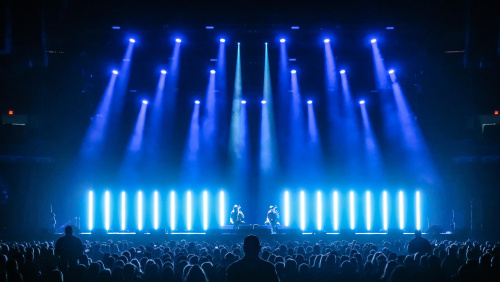 2CELLOS LET THERE BE CELLO US TOUR 2019