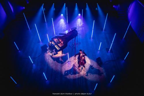 LUKA SULIC & EVGENY GENCHEV LIVE STREAM @ UNION HALL MARIBOR 2020