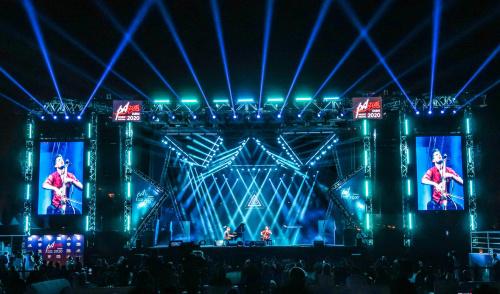 LUKA SULIC & EVGENY GENCHEV @ DUBAI PARUS FESTIVAL 2020