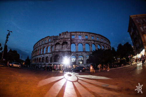 OUTLOOK & DIMENSIONS OPENING CEREMONY @ PULA ARENA (2015)