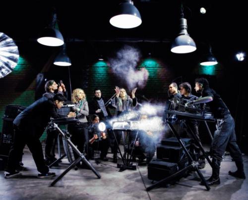 THE STROJ - METAFONIK (2011)